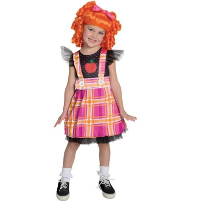 Lalaloopsy Deluxe Bea Spells-A-Lot Toddler/Child Costume