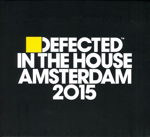 Various - Defected in the house amsterdam 2015 (CD) - image 1 of 1