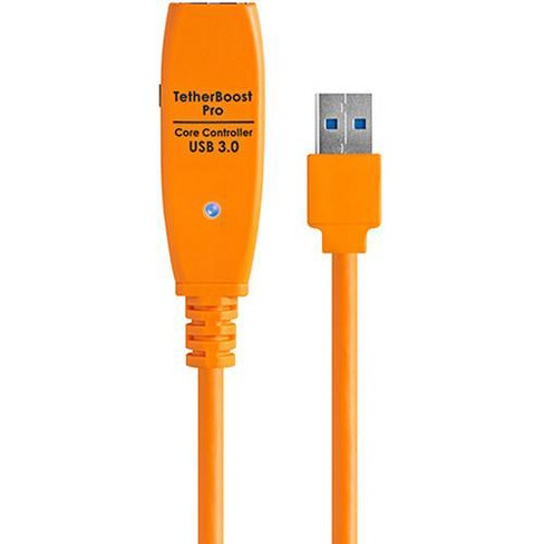 Tether Tools TetherBoost Pro USB 3.0 Core Controller (Universal Power), Orange - image 1 of 4