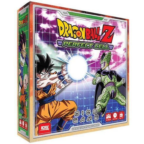 Dragon Ball Z - Perfect Cell Board Game - image 1 of 2