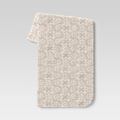 "60""x50"" Jacquard Chenille Throw Blanket - Threshold™"
