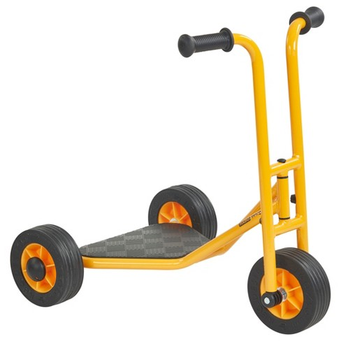 RABO powered by ECR4Kids 3-Wheel Stand-Up Scooter, Premium Toddler Scooter for Kids (Yellow/Black) - image 1 of 4