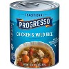 Progresso Traditional Chicken & Wild Rice Soup 19oz - image 2 of 3
