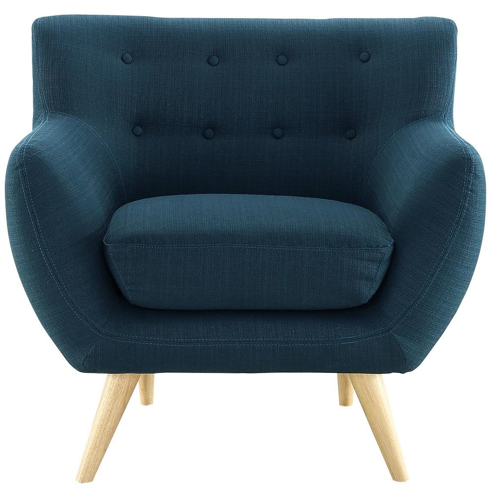 Remark Upholstered Armchair Azure Modway