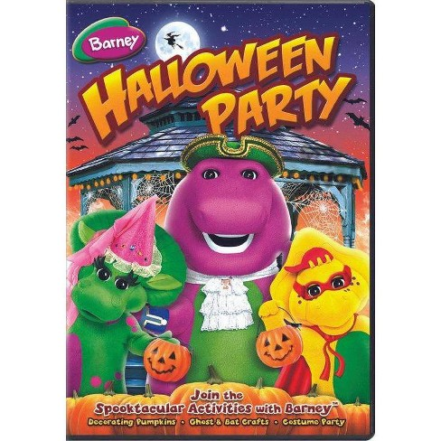 Barney: Halloween Party (DVD)(2018) - image 1 of 1