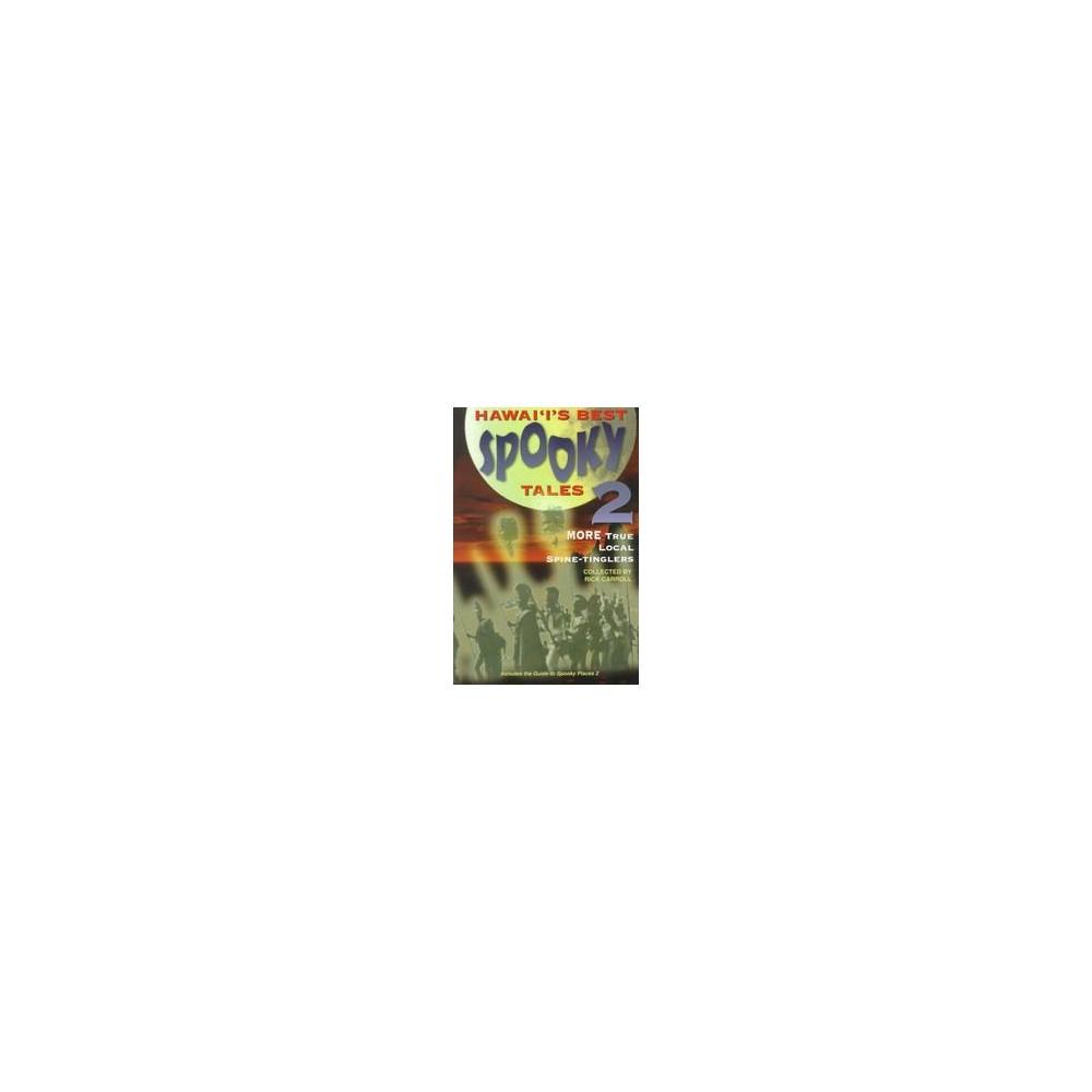 HawaiI's Best Spooky Tales 2 (Paperback)