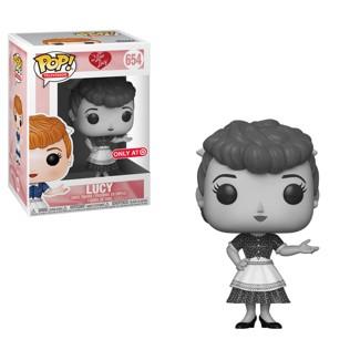 Funko POP! TV I Love Lucy - Lucy (Exclusive) Mini Figure