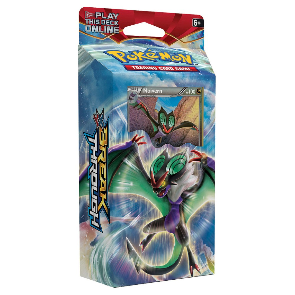 Pokemon Trading Card Game Breakthrough Burning Spark Deck