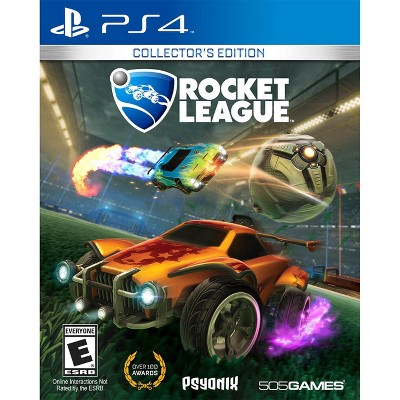 Rocket League Collector's Edition PRE-OWNED PlayStation 4