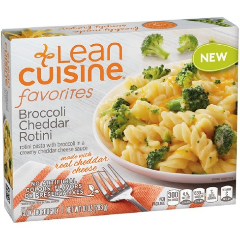 Lean Cuisine Favorites Frozen Broccoli Cheddar Rotini - 10oz - image 1 of 1