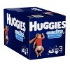 Huggies Overnites Diapers Super Pack (Select Size) - image 2 of 4