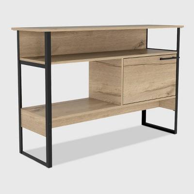 Emery Sideboard Cabinet Light Wood - RST Brands
