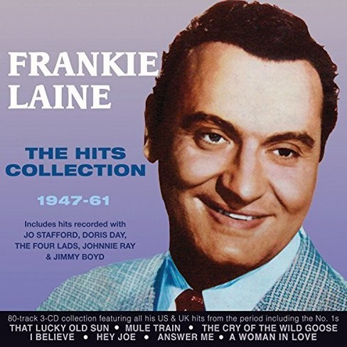 Frankie Laine - Hits Collection:1947-1961 (CD) - image 1 of 1