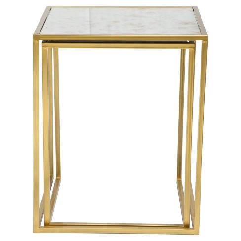 Elegantly Slim Nesting Tables