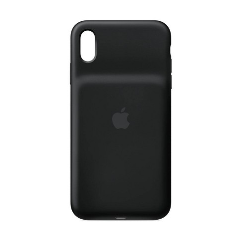 new style d8cf3 5d2ad Apple iPhone XS Max Smart Battery Case - Black