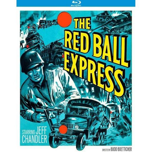 Red Ball Express (Blu-ray)(2020) - image 1 of 1