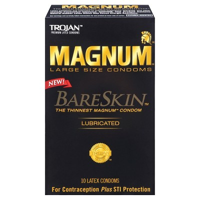 Magnum comdoms