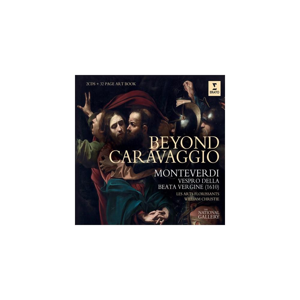 Les Arts Florissants - Beyond Caravaggio Monteverdi:Vespro D (CD)
