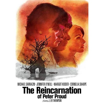The Reincarnation Of Peter Proud (DVD)(2018)