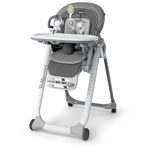 Chicco Polly Progress Relax High Chair - Silhouette - image 1 of 4