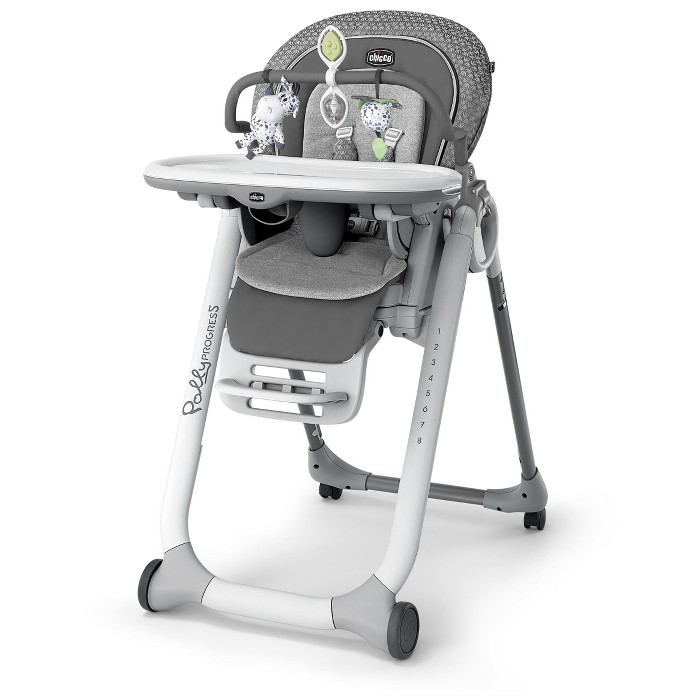 Chicco Polly Progress Relax High Chair - Silhouette - image 1 of 11