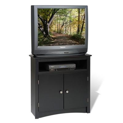 Delicieux Details About Corner TV Cabinet Black Media Console Table Wood  Entertainment Center Bedroom