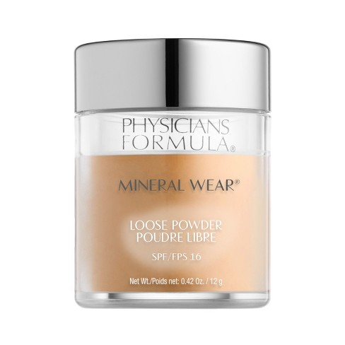 Physicians Formula Mineral Wear Loose Powder Medium Tan 0.42oz - image 1 of 2