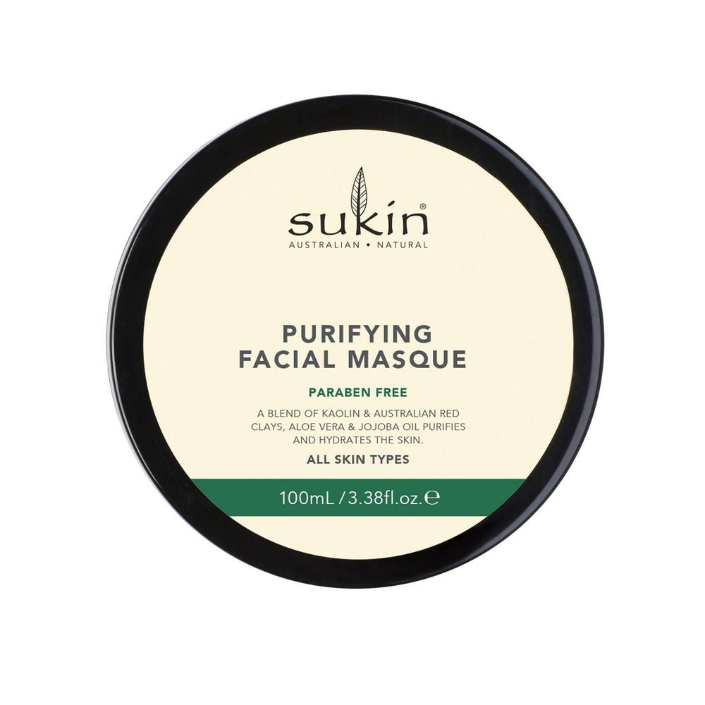 Image of Sukin Purifying Facial Masque - 3.38 fl oz