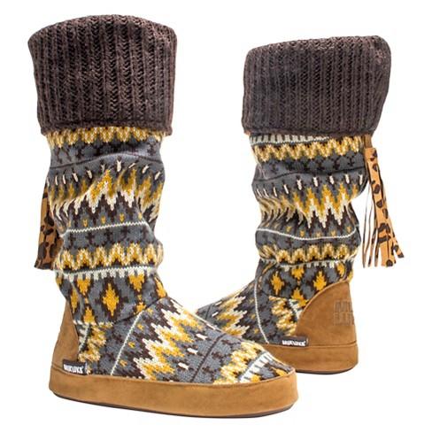 7c895d6d457b Women s MUK LUKS® Winona Slipper Boots   Target