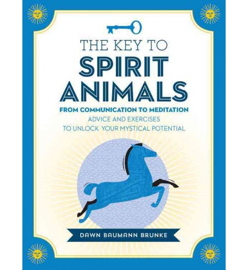 Key to Spirit Animals : From Communication to Meditation: Advice and Exercises to Unlock Your Mystical - image 1 of 1