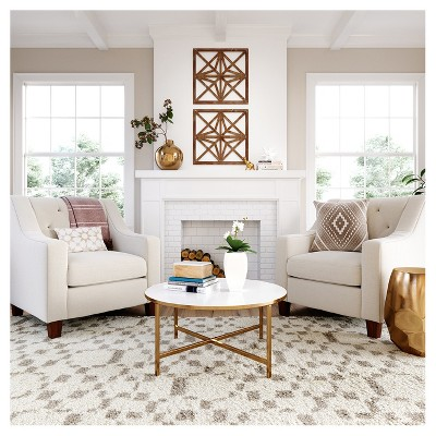 Casual Neutral Living Room Collection : Target