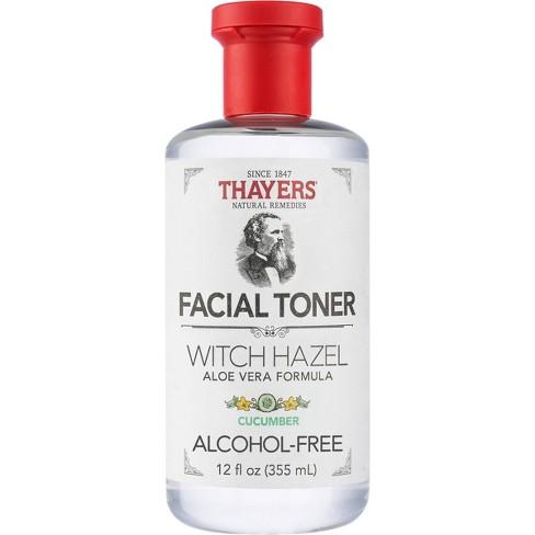 Thayers Witch Hazel Alcohol Free Toner Cucumber - 12oz - image 1 of 3
