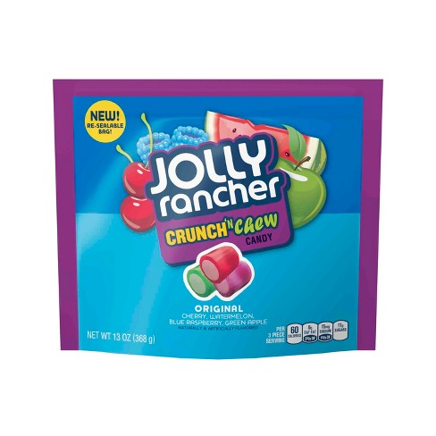 JOLLY RANCHER Crunch 'N' Chew Candy - 13oz - image 1 of 7