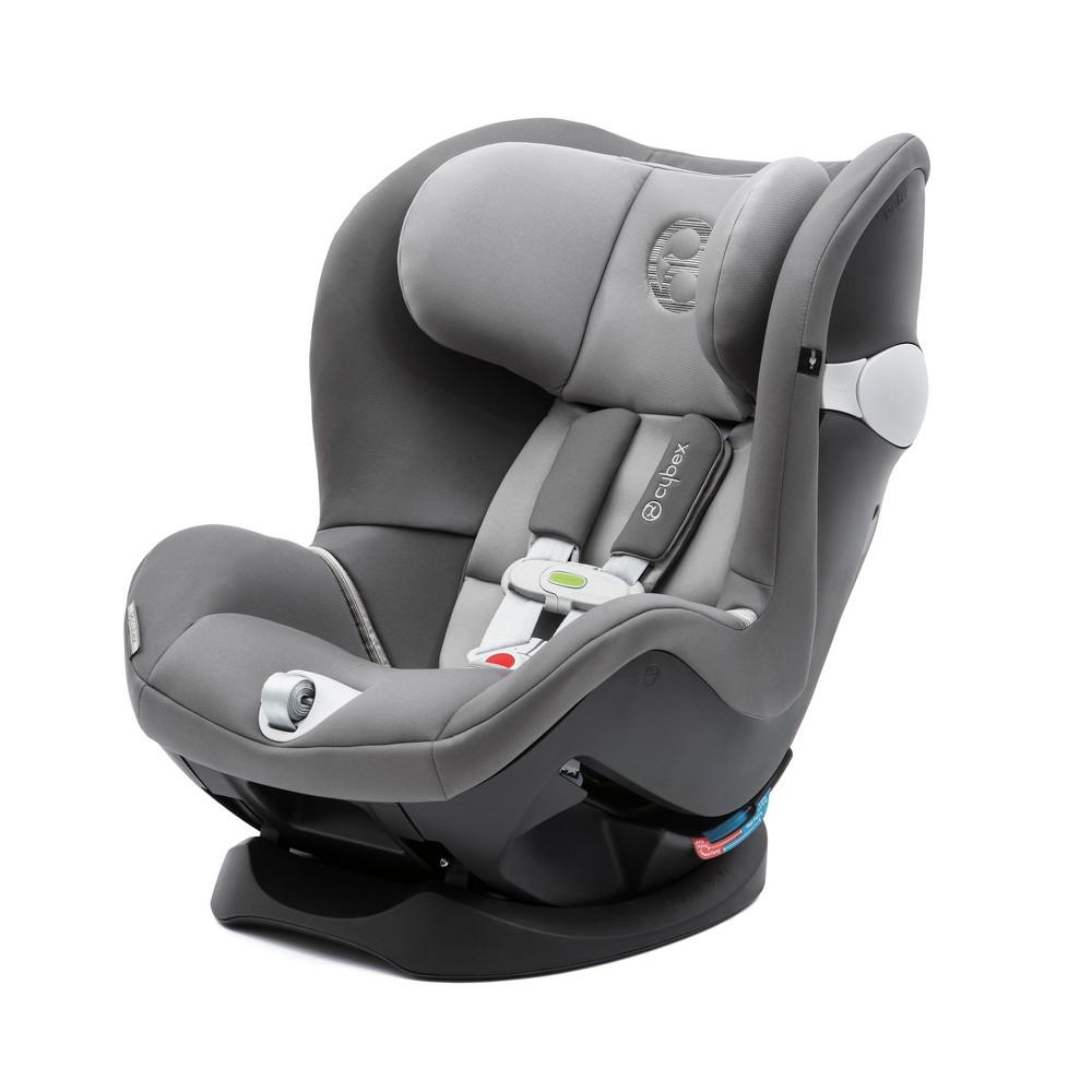 Image of Cybex Sirona M Sensorsafe Convertible Car Seat - Manhattan Gray