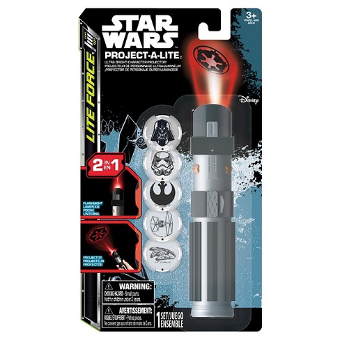 Star Wars Light Saber Flashlight - image 1 of 1