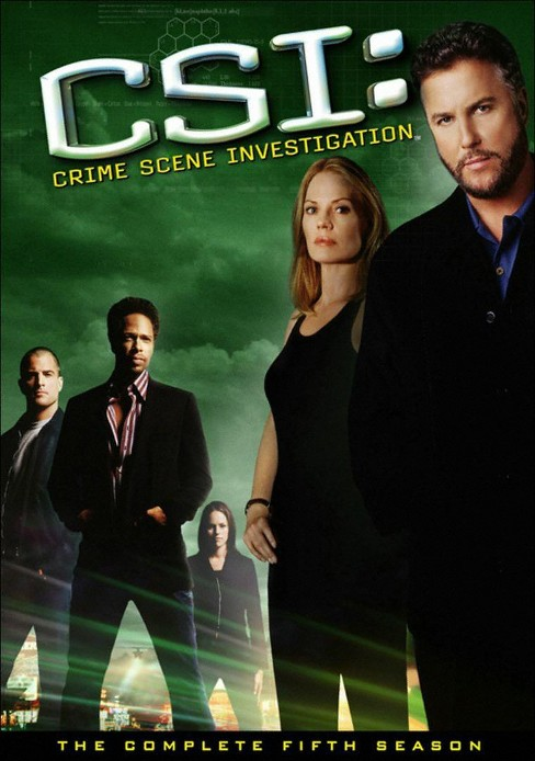 Csi:Complete fifth season (DVD) - image 1 of 1