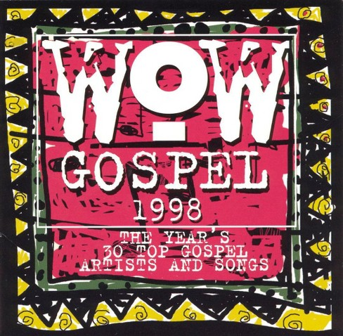 Various - Wow gospel 1998 (CD) - image 1 of 2
