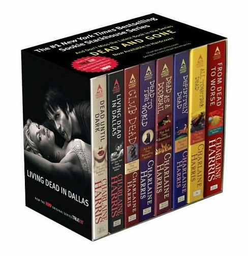 Sookie Stackhouse Novels (Original) (Paperback) (Charlaine Harris) - image 1 of 1