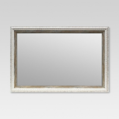 Antique Decorative Wall Mirror - Threshold™