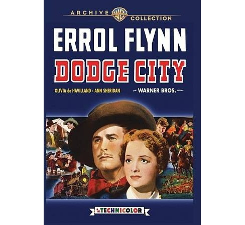 Dodge City (DVD) - image 1 of 1