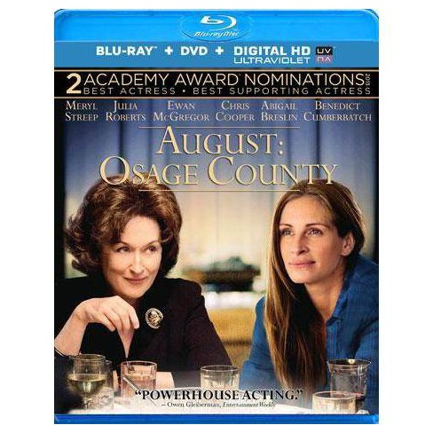 August: Osage County (Blu-ray) - image 1 of 1