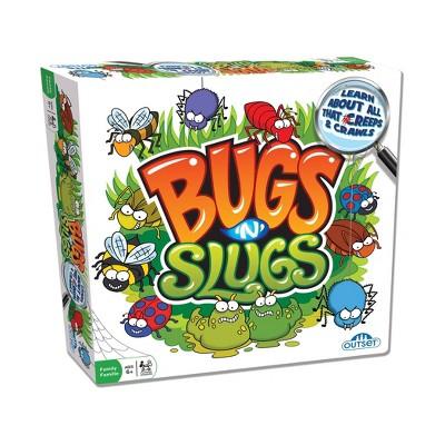 Bugs 'N' Slugs Game