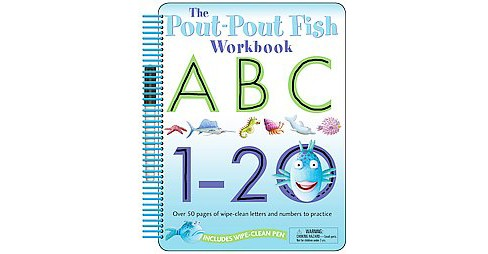 Pout-Pout Fish (Workbook) (Paperback) - image 1 of 1
