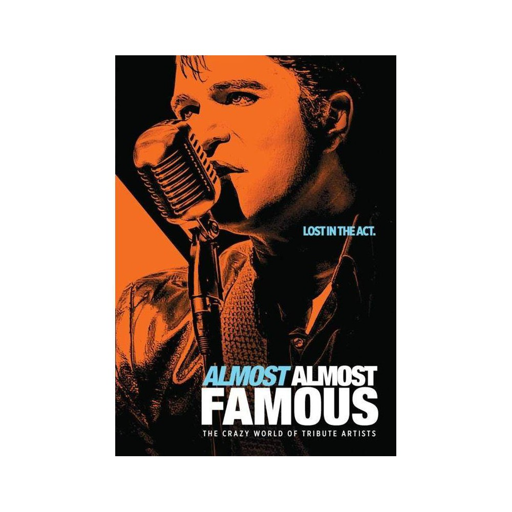 Image of Almost Almost Famous (Dvd)