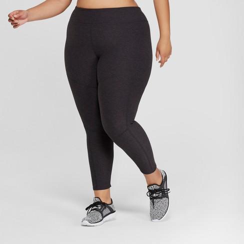 8c48697b2e1533 Women's Plus Size High-Waisted 7/8 Leggings - JoyLab™ : Target