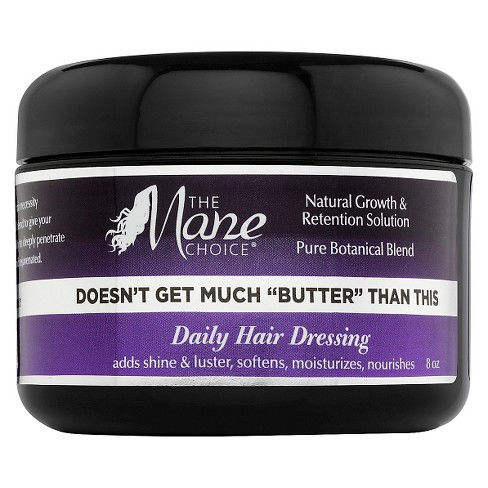 "The Mane Choice Doesn't Get Much ""BUTTER"" Than This - 8oz - image 1 of 1"