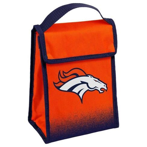 NFL Denver Broncos Gradient Lunch Bag - image 1 of 1