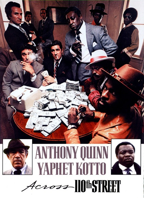 Across 110th street (DVD) - image 1 of 1