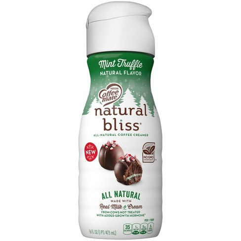 Coffee Mate Natural Bliss Mint Truffle Coffee Creamer - 16 fl oz - image 1 of 4