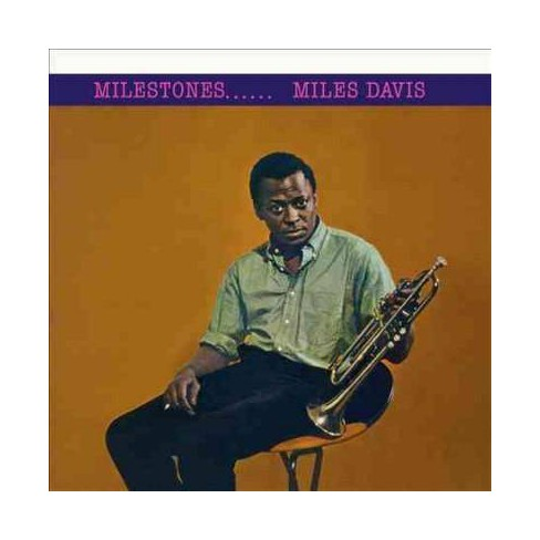 Miles Davis - Milestones (Vinyl) - image 1 of 1